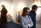 Opening of exhibition 'Muscovy's Service Class People'