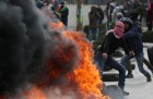 Protests in Palestine against decision to recognize Jerusalem capital of Israel