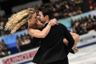 ISU Grand Prix of Figure Skating Final. Ice dancing. Free dance
