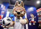 Official 2018 FIFA World Cup merchandise store opens in Moscow