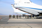 Military police battalion comes back to Makhachkala from Syria