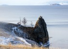 Olkhon Island of Lake Baikal