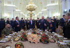 President Putin attends reception to mark Heroes of the Fatherland Day