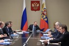 President Putin chairs Security Council meeting