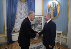 President Putin wished happy 85th birthday to People's Artist of the USSR composer Rodion Shchedrin