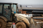 Construction of New terminal of Simferopol Airport