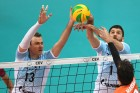 Volleyvall. Champions League. Men. Zenit-Kazan vs Berlin