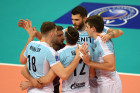Volleyball. Champions League. Men. Zenit-Kazan vs Berlin