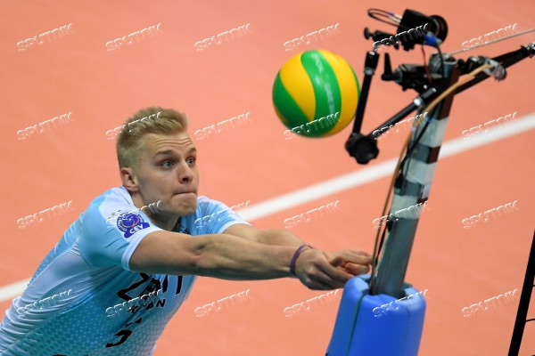 Volleyball. Men's CEV Champions League. Zenit Kazan vs. Berlin