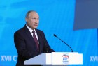President Putin, Prime Minister Medvedev attend United Russia Party's 17th convention