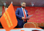 Communists of Russia party holds convention