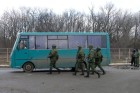 DPR-Ukraine prisoner-of-war swap in Donetsk region