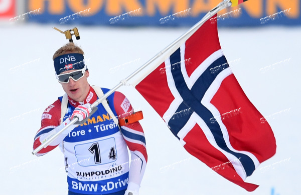 IBU World Cup Biathlon 5. Men's relay
