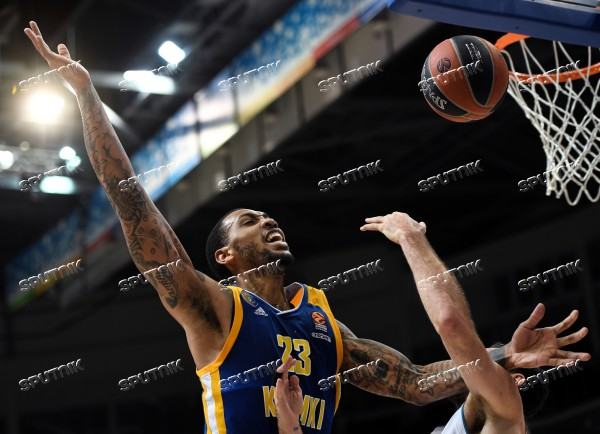 Basketball. Euroleague. Khimki vs Real