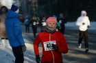 At Ganina Yama Christmas marathon