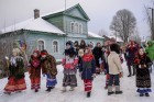 Christmas-tide festivities in Leningrad Region