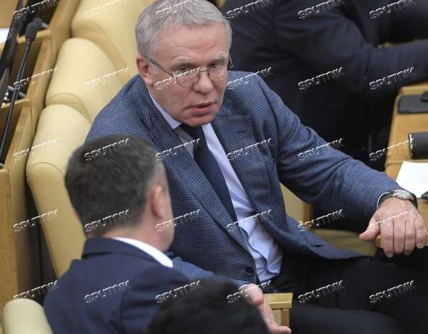 State Duma plenary meeting