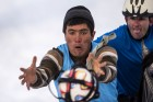 Horseball tournament in Kyrgyz Republic