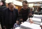 Presidential candidates submit signatures in their support to Central Election Commission