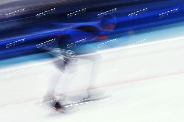 European Speed Skating Championships. Day two