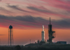 SpaceX's Falcon Heavy rocket successfully launches from Cape Canaveral