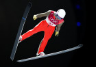 2018 Winter Olympics. Ski jumping. Women