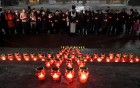 Event in memory of the air crash victims in Moscow Region