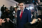 News conference by Mikheil Saakashvili in Warsaw