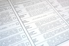 Printing ballots for Russian presidential election