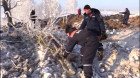 Search at An-148 crash site in Moscow Region