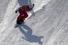 2018 Winter Olympics. Snowboarding. Men. Snowboard cross