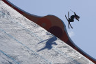 2018 Winter Olympics. Freestyle skiing. Women. Slopestyle.