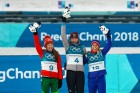 2018 Winter Olympics. Biathlon. Women's mass start