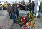 Memorial service for An-148 crash victims in Orsk
