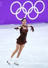2018 Winter Olympics. Figure skating. Women. Free skating