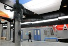 Opening of section of Moscow Metro's Third Interchange Circuit