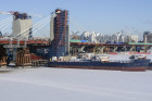 Preparation of infrastructure for 2018 FIFA World Cup in St. Petersburg