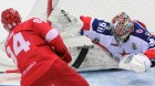 Ice hockey. KHL. Spartak vs. CSKA