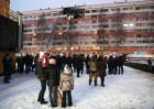St. Petersburg apartment house rocked by natural gas explosion