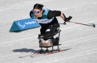 2018 Winter Paralympics. Cross-country skiing. Women. Sprint
