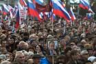 Rally in Sevastopol marking fourth anniversary of Crimea's reunification with Russia