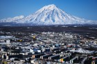 Russian cities. Petropavlovsk-Kamchatsky