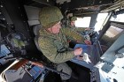 Tactical exercises of Baltic Fleet's coastal missile forces