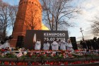 Events in memory of those killed in Zimnyaya Vishnya shopping mall fire