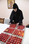 Preparations for Orthodox Easter in convent in Trans-Baikal Territory