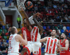 Basketball. Euroleague. CSKA vs Crvena Zvezda