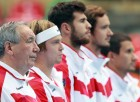 Tennis. Davis Cup. Russia vs. Austria. Day one
