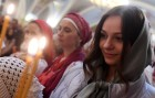 Orthodox Easter celebrated in Russian regions