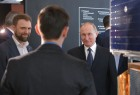President Putin visits Cosmonautics and Aviation Center