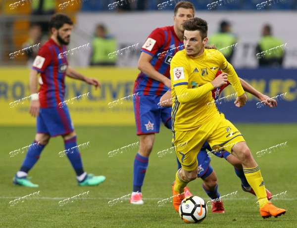 Football. Russian Football Premier League. Rostov vs. SKA-Khabarovsk